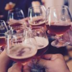 Alkohol Bier Freunde Feiern