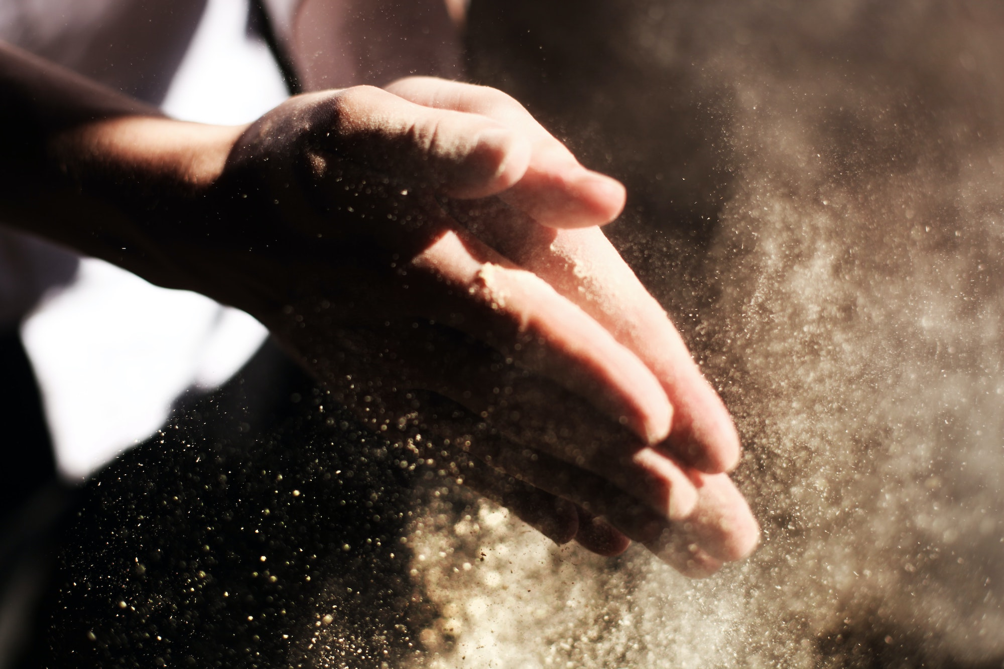 Pray genug gebetet hands